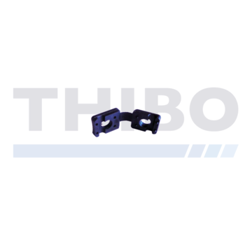 Thibo Tension rod clamp