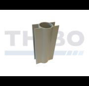 Thibo Supports de plaque en béton pour poteaux Ø48 / 60 mm