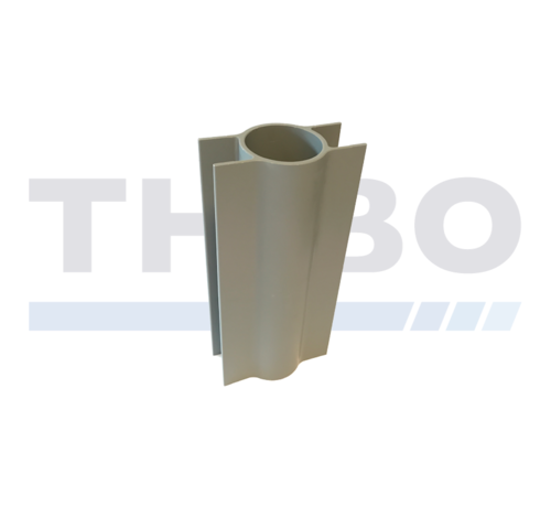 Concrete mowstrip holders for Ø48 / 60 mm fencing posts
