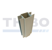 Thibo Concrete mowstrip holders for 60 x 60 mm fencing posts