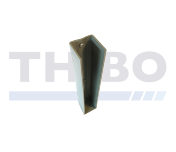 Thibo Concrete mowstrip holders - U model