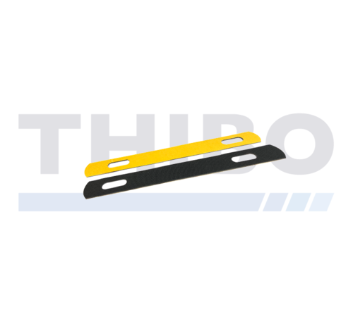 Thibo Rubber strip for double wire mesh fencing brackets