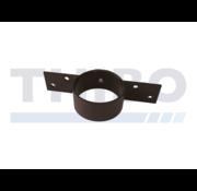 Thibo Holzzaun Halterung für Ø60 mm Rohrpfosten
