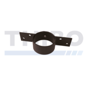 Thibo Wood fence bracket for Ø60 mm fencing posts