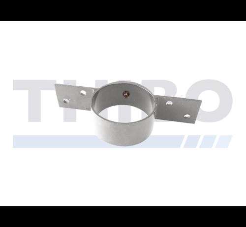 Thibo Schuttingbeugel voor Ø60 mm staanders
