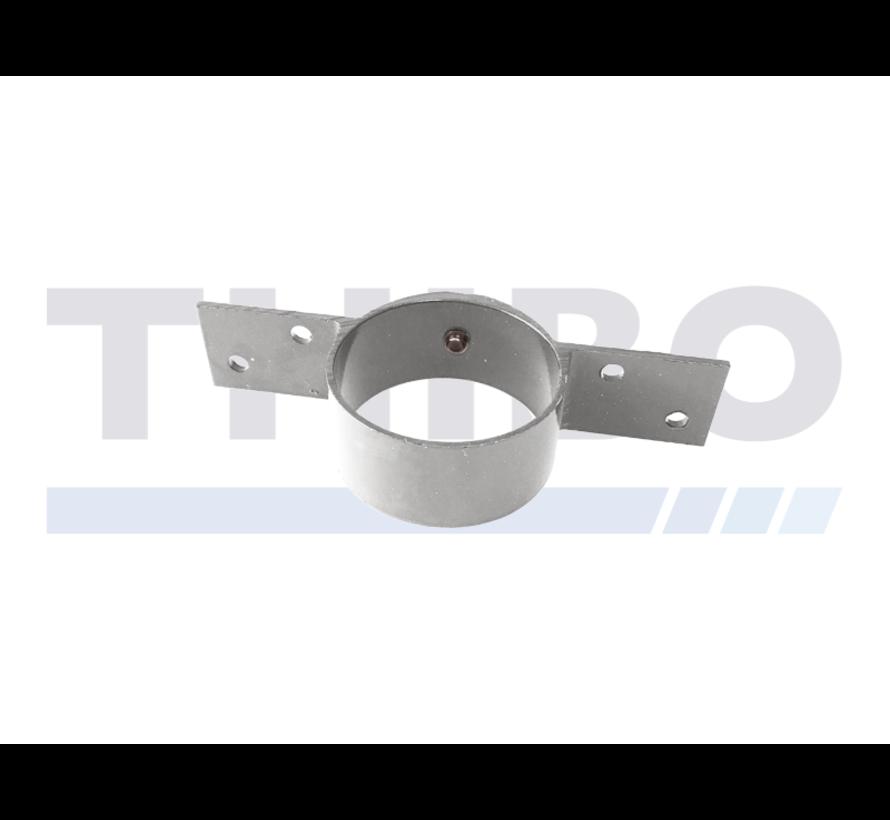 Schuttingbeugel voor Ø60 mm staanders