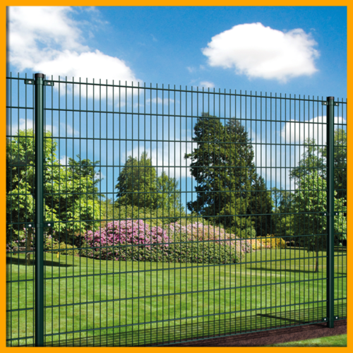 Double wire mesh fencing packages (COMPLETE)
