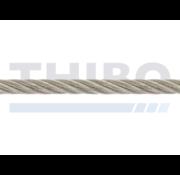 Thibo Staalkabel RVS 5 mm