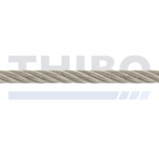 Thibo Stainless steel cable 5 mm