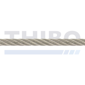 Câble acier inox 5 mm