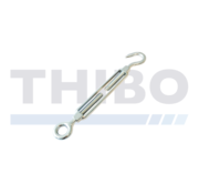 Steel cable tensioner / turnbuckle