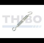 Thibo Staalkabel spanschroef / wartel
