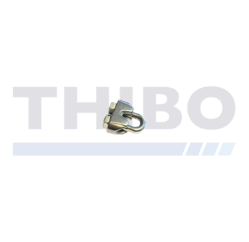 Thibo Steel cable clamp 5 mm