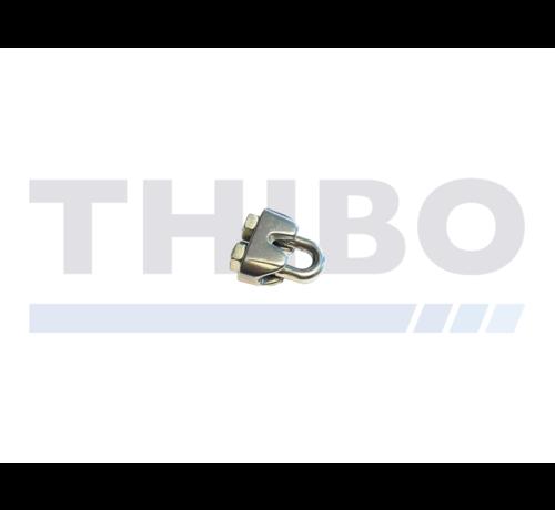 Thibo Serre-câble en acier 5 mm