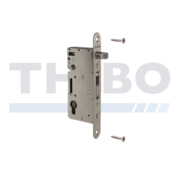 Locinox Stainless steel insert lock for wooden gates HWOOD