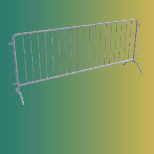 Crush barrier