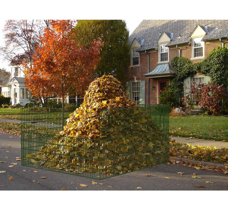 Silo à feuilles / compost JUMBO