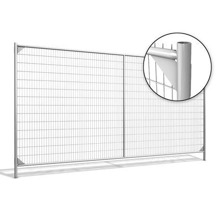 Mobile fences