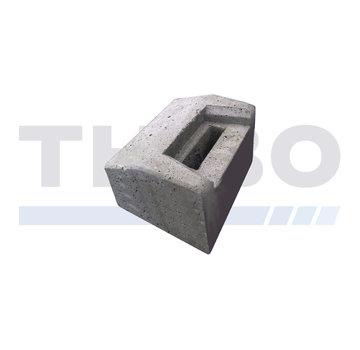 Thibo Aanslagblok - Laag