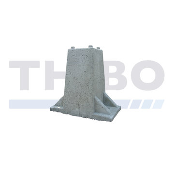 Thibo Foundation / gate block - High