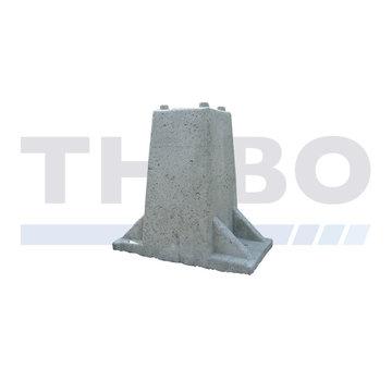 Thibo Fundament / Torblock
