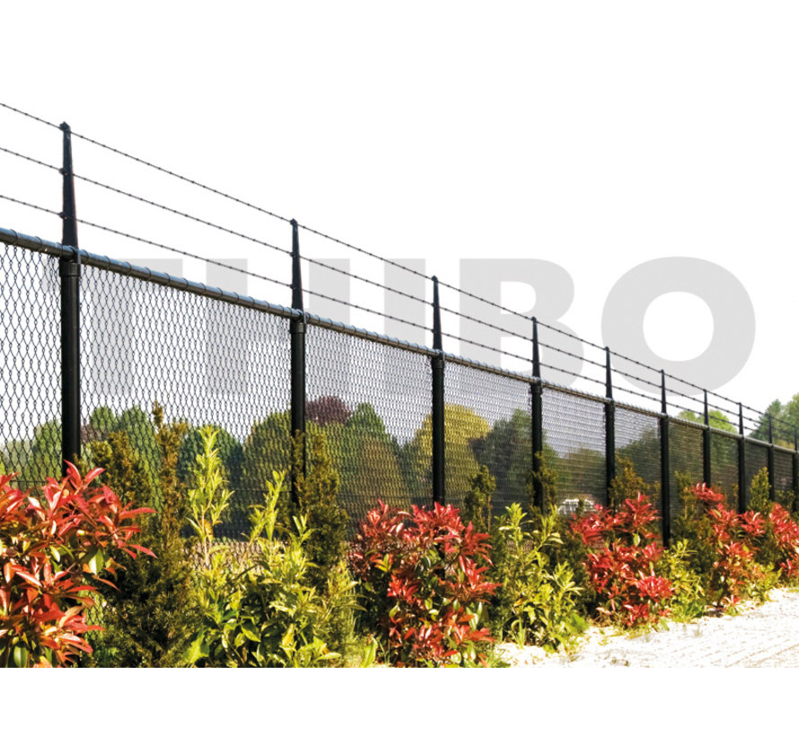 Chainlink fencing set