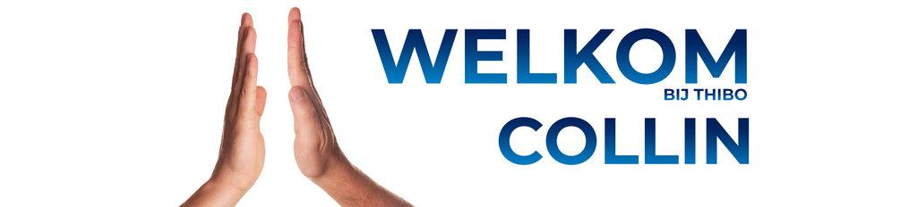 Wij verwelkomen Collin van Nunen!