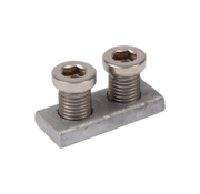 Thibo Claw nut and bolts for 4D hinges