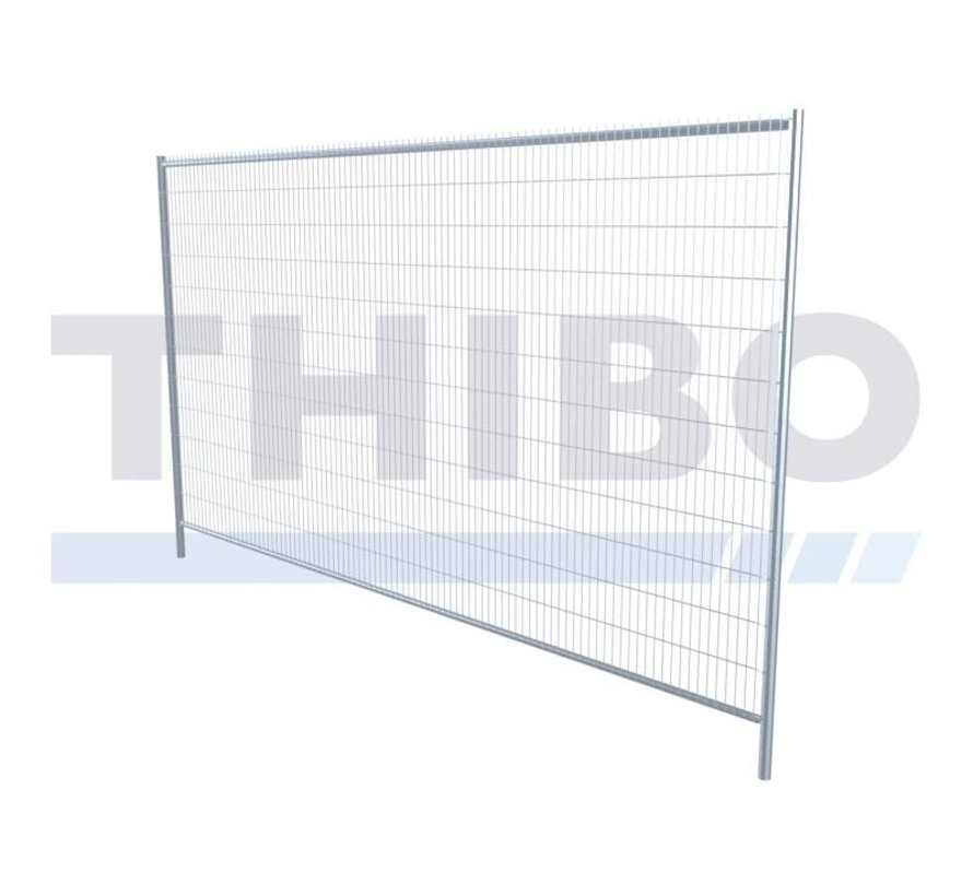 High Security mobile fence - pre-galvanized - Copy