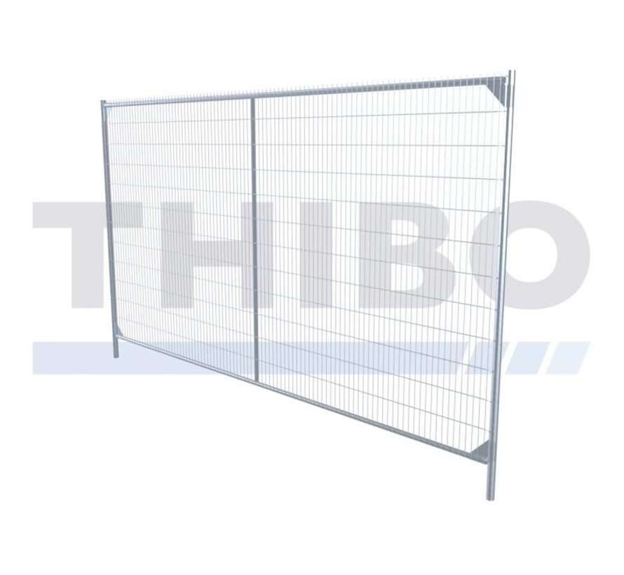 High SecurityPlus+ mobile fence | A4-weld