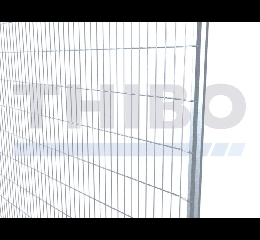 High SecurityPlus+ Bouwhek | voorverzinkt