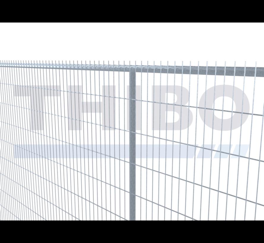 Clotûre de chantier High SecurityPlus+ | pré-galvanisé