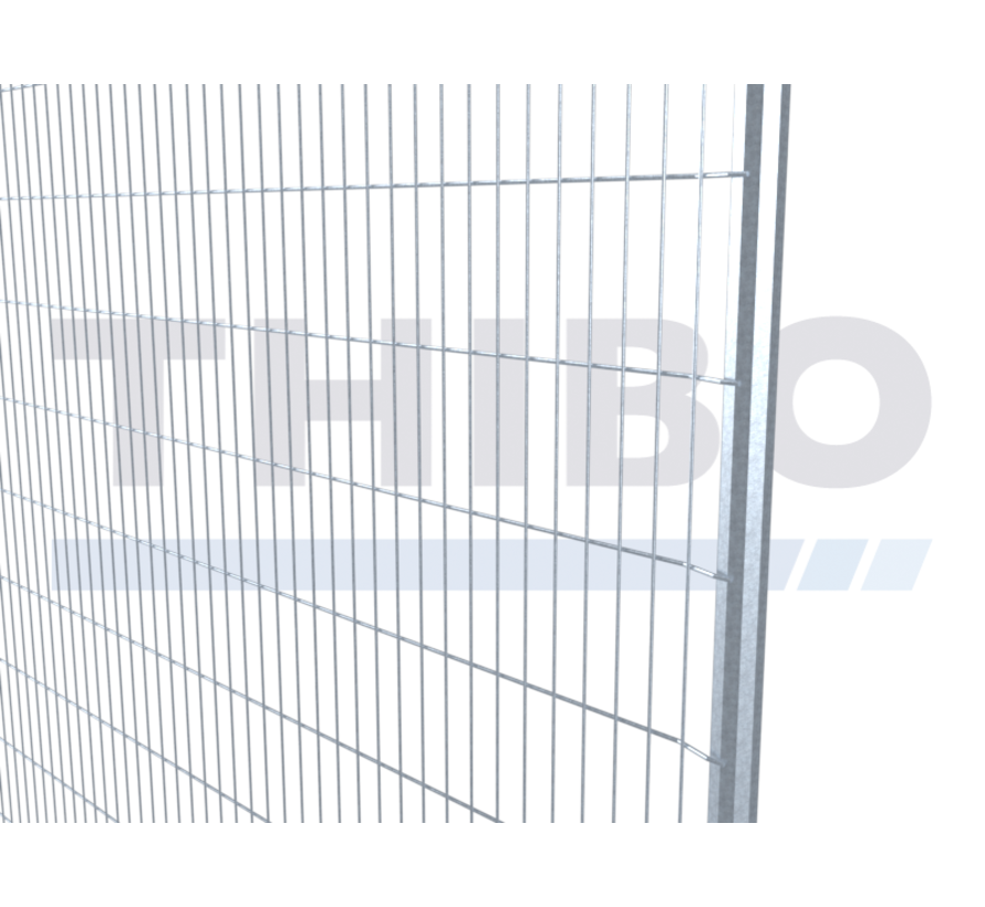 Clotûre de chantier High Security - pré-galvanisé - Copy