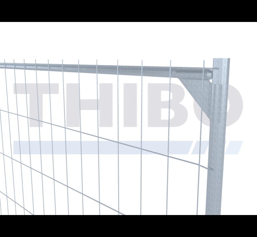 Mobile fence PremiumPlus+   pre-galvanized