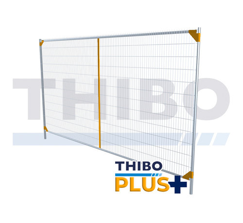 Thibo High SecurityPlus+ mobile fence | A4-weld