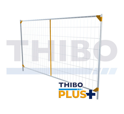 Thibo Clotûre de chantier PremiumPlus+ | prégalvanisé