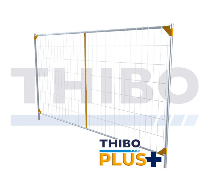 Clotûre de chantier PremiumPlus+ | prégalvanisé
