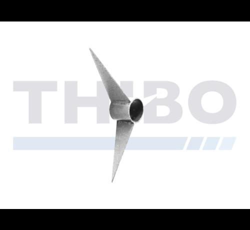 Thibo R-spikes (Roterende punten)