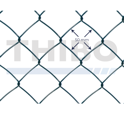 Thibo Chain link wire 50 x 50 mm standard - Copy