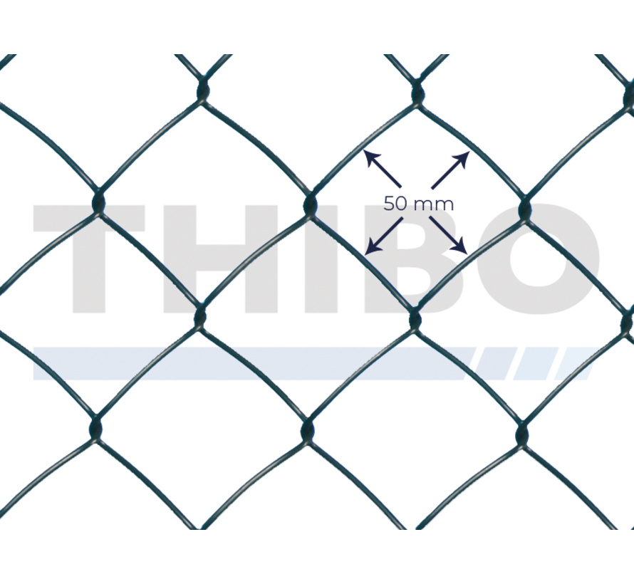 Chain link wire 50 x 50 mm standard - Copy