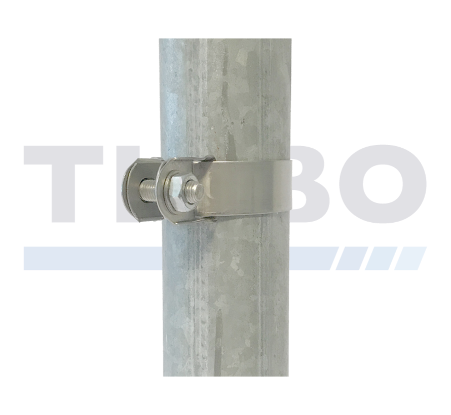Stainless steel corner reinforcement pieces per 10 pieces