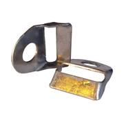 Thibo Stainless steel corner reinforcement pieces per 10 pieces