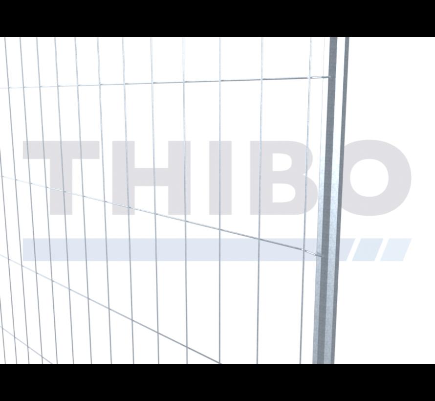 Premium mobile fence - pre-galvanized - Copy