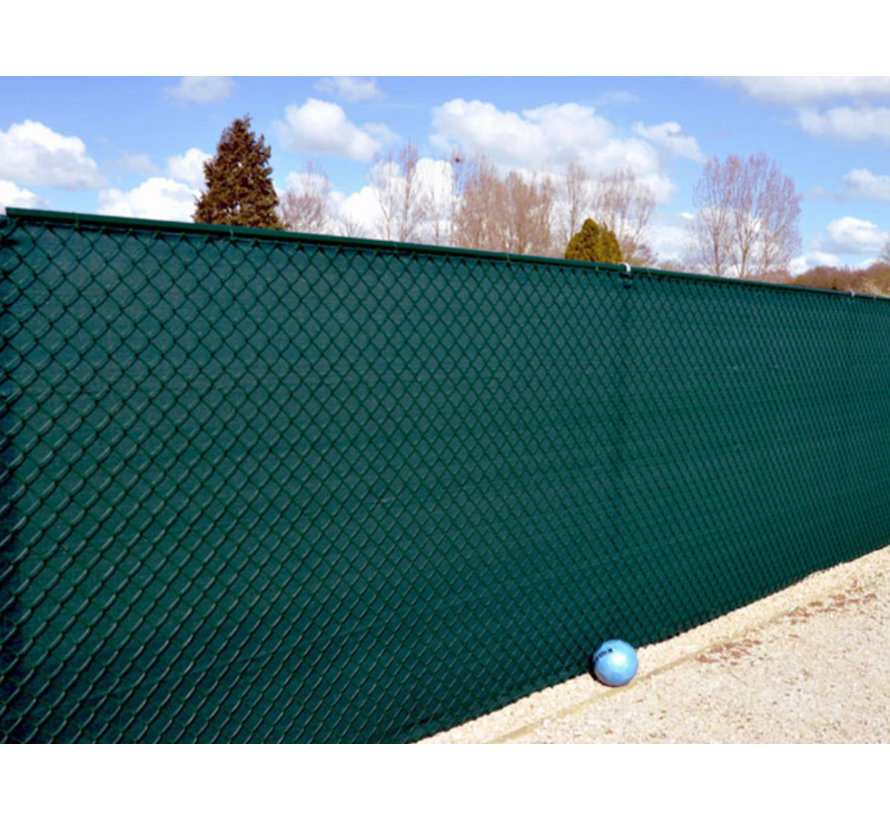 Mobile fence net - on 50 meter roll