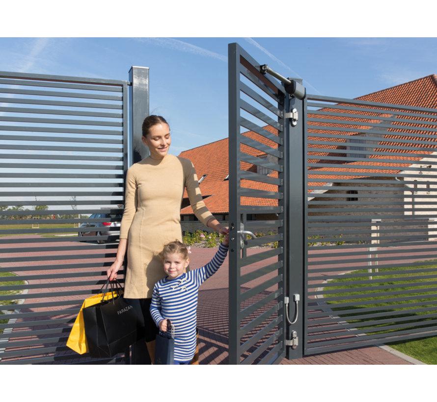 Hydraulische poortsluiter voor grote poorten - Samson-2