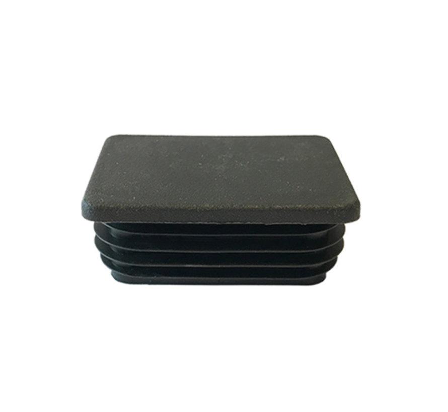 Plastic post cap 60x40 / 60x60 flat - Copy