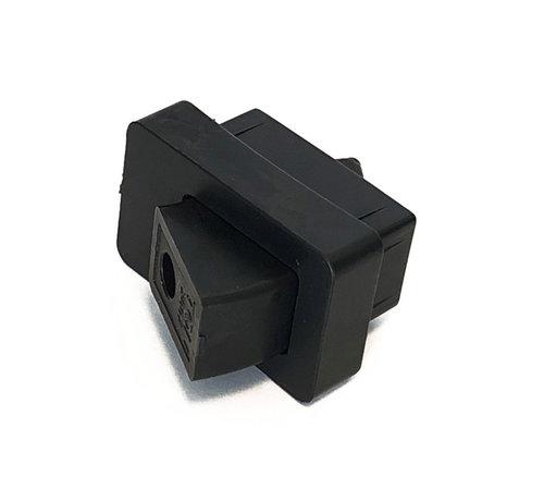 Thibo Verbindingsprop 50 x 30 mm voor vrije hoek