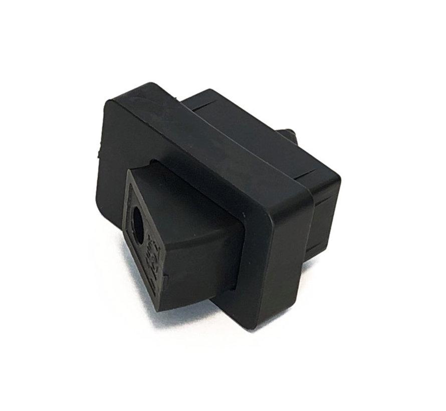 Verbindingsprop 50 x 30 mm voor vrije hoek