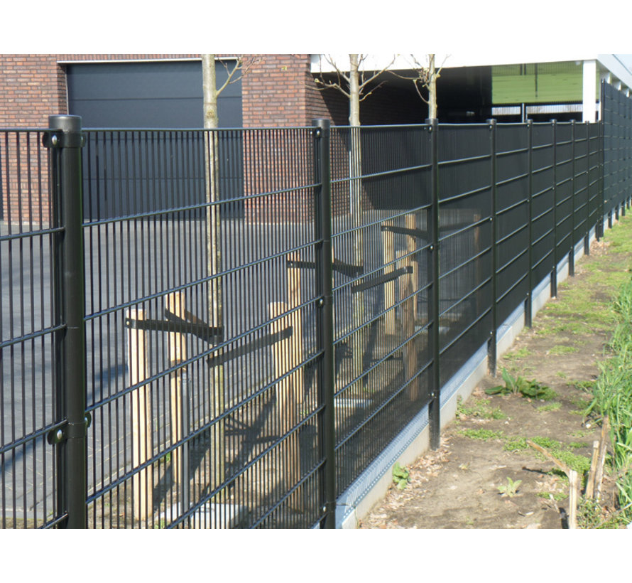 Double wired mesh panel 6/5/6 Minerva Pro