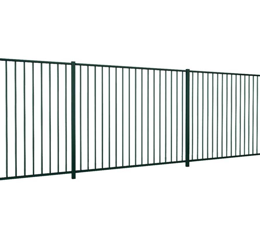 Bar fencing with round bars type Vesta - per meter